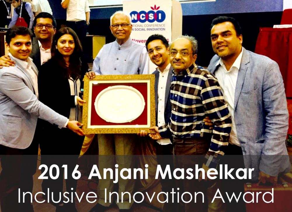 Award Ceremony in Pune,